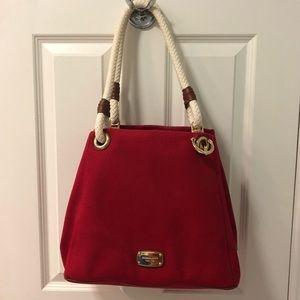 Michael Kors Marina Canvas Bag